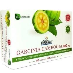 Garcinia Cambogia Nature Essential, Garcinia Cambogia, Blister da 60 cps