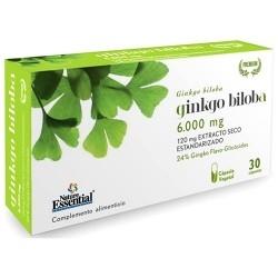 Ginkgo Biloba Nature Essential, Ginkgo Biloba, Blister da 30 cps.