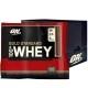 Proteine del Siero del Latte Optimum Nutrition, 100% Whey Gold Standard, Box da 24 pz. da 30 g