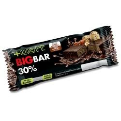 Barrette proteiche +Watt, Big Bar 30%, 24 pz. da 80 g
