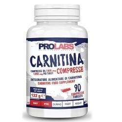 Carnitina Prolabs, Carnitina, 90cpr