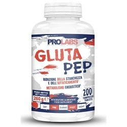 Glutammina Prolabs, Gluta Pep, 200 cpr