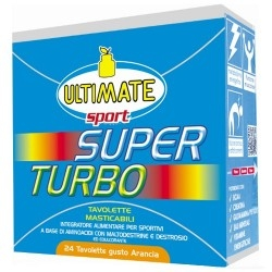 Tonici - Energizzanti Ultimate Italia, Super Turbo, 24 cpr.