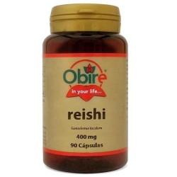 Reishi - Shiitake Obire, Reishi, 90cps.