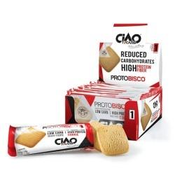 Pasti e Snack Proteici Ciao Carb, Protobisco 10 x 50 g