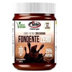 Creme alimentari Pro Nutrition, Fondente Zero, 350 g.