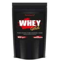 Proteine del Siero del Latte FlorioSport, Whey Gold, 900 g.