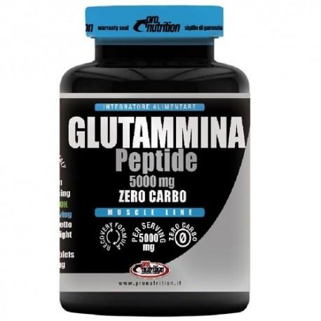 Glutammina Pro Nutrition, Glutammina Peptide, 200 cpr