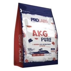 Arginina Prolabs, AKG Pure, 500 g.
