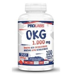 Ornitina Prolabs, OKG, 200 cpr.