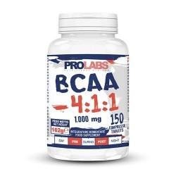 Aminoacidi Ramificati (Bcaa) Prolabs, BCAA 4:1:1, 150cpr.