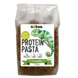 Pasti e Snack Proteici Natoo, High Protein Pasta, Fusilli 250 g