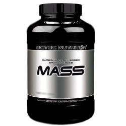 Mix Carboidrati Scitec Nutrition, Mass, 2250 g. (Sc.10/2019)