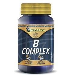 Vitamina B Eurosup, B Complex, 60cps. (Sc.10/2019)