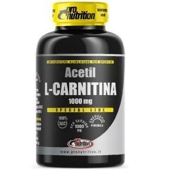 Acetil L-Carnitina Pro Nutrition, Acetil L-Carnitina, 60 cps.
