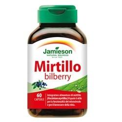 Mirtillo nero (Bilberry) Jamieson, Mirtillo Bilberry, 60Cps.
