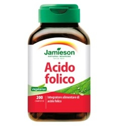 Jamieson, Acido Folico, 200 cpr.