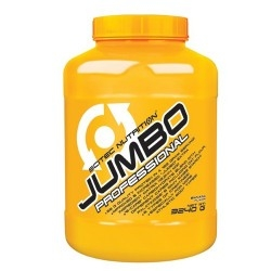 Gainers Scitec Nutrition, Jumbo Professional, 3240 g.