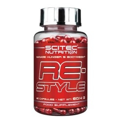 Scitec Nutrition, Re-Style, 60 cps.