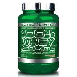 Proteine del Siero del Latte Scitec Nutrition, 100% Whey Isolate, 700g