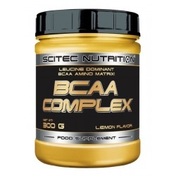 Scitec Nutrition, Bcaa Complex, 300 g.
