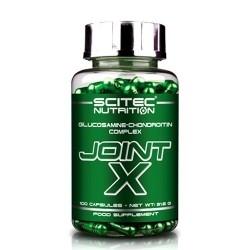 Glucosamina, Condroitina, MSM Scitec Nutrition, Joint X, 100cps.