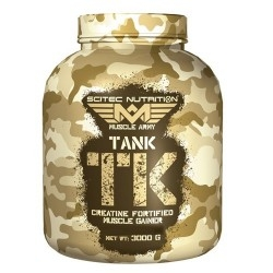 Gainers Scitec Nutrition, Tank, 3000g.