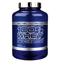 Proteine del Siero del Latte Scitec Nutrition, 100% Whey Protein, 2350g.