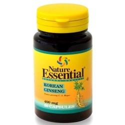 Ginseng Nature Essential, Ginseng Coreano, 50 cps.
