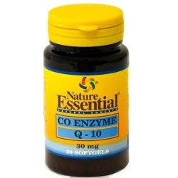 Nature Essential, Co Enzyme Q-10, 30 cps
