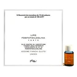 Anti adiposità FGM04, Lipo fosfatidilcolina forte, 10fl.