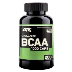 Optimum Nutrition, Bcaa 1000, 200 cps.