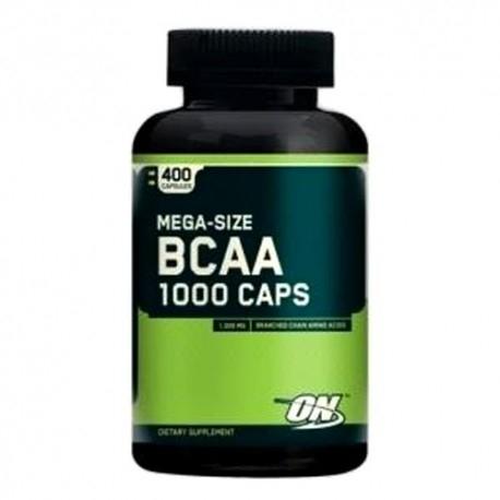 Aminoacidi Ramificati (Bcaa) Optimum Nutrition, Bcaa 1000, 400cps. (Sc.11/2018)