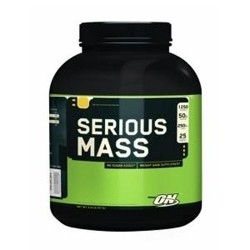 Pre Workout Optimum Nutrition, Serious Mass, 2727 g.